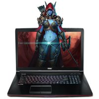 Wholesale Intel Dvd Player - The game special MSI MSI GE62 I7 + 6 qf - 202 XCN generation GTX970M game free backpack laptop mouse Small red dragon, the player necessary