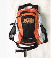 kros kasası kaskı toptan satış-Marka Spor bisiklet motosiklet kaskları çanta kros ekipmanları bisiklet motosiklet paketi erkek sırt çantası Açık Spor Çantası