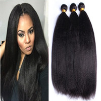Cheap Malaysian Hair light yaki virgin hair Best light yaki $80-$200 yaki human hair weave