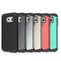 Wholesale Aegis Case - Wholesale Samsung Galaxy S7   S7 Edge Case G930 G9300 TPU Armor Cases Hybrid Hard Aegis Protector Robot Covers Dual Color Shookproof Cover