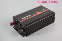 12V 110V 50HZ / 60HZ Convertitore auto dell'invertitore dell'onda del seno puro 800W