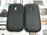 Wholesale S3 Mini Protective Covers - TPU Silicone Rubber Soft Case For Samsung I8190 Galaxy S III mini   S3 MINI I8190 Back Skin Cover Cell Phone Protective Bag