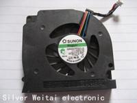 Wholesale Cool Fan 5v - New for Dell Latitude E5400 E5500 Cooling Fan MCF-W12BM05 23.10231.001 5V 0.39A C946C