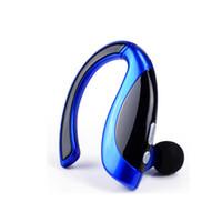 Wholesale Iphone 4s Earphone Bluetooth - Wholesale-X16 Wireless Bluetooth Headphone with Microphone business bluetooth earphone for iPhone 6 6s plus for Xiaomi 5 4s Samsung S7 S6