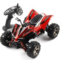 All'ingrosso-2.4G a distanza 4WD RC moto ad alta velocità 40 km / h Dirt Bike RC Drift 01:24 BG1510A