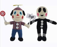 Wholesale Clown Dolls Stuffed - 30cm five nights at freddy's 4 bear freddy foxy Clown Balloon Boy kids toys christmas gift stuffed plush doll