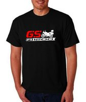 Wholesale Moto Engines - 2016 Moto GP Motorcycle T-Shirt Engine R1200GS GS R Adventure R1200RT R1200R inspired Tee S-XXL