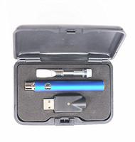 boîte à kit électronique de cigarette ego achat en gros de-92A3 Vape Pen package avec lo batterie Kit préchauffer Battey 510 Ego Charger Atomizer Vaporisateur ce3 Cartouche Cigarettes Électroniques Coffret Cadeau Kit
