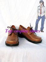 Wholesale Macross Frontier Anime - Wholesale-Freeshipping anime Macross F Macross Frontier Saotome Alto Cosplay Shoes Boots custom-made #GAI021