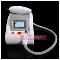 Wholesale Doll Face Products - Newest product!Q switch nd yag laser tattoo removal machine yag laser tattoo removal machine with 1064nm&532nm&black doll