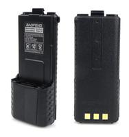 Wholesale Walkie Talkie Bao Feng - 7.4v Big 3800mah Baofeng uv-5r Battery For Radio Walkie Talkie Parts Original bao feng 3800 mah UV 5R uv5r baofeng Accessories