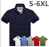 Wholesale preppy clothes men - Hot sell 2017 new fashion men polo shirt brand clothing casual male polo breathable top quality Brand LOGO Embroidery Breathable Cotton