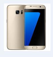 Wholesale Dual 3g Sim Phone Bluetooth - S7-Edge Smartphone Curved screen MTK6592 Octa Core 3G RAM+64G 64Bit 4G LTE 5.5inch Android 6.0 Dual sim Unlocked Cell phone