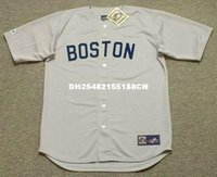 BOSTON ROJO SOX 1980 Majestic Cooperstown