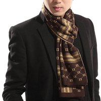 Wholesale Scarf Ring Cashmere Knit - Wholesale fashion men's scarf cashmere knitted scarf Mens winter warm wool scarf 5 color