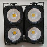 Wholesale Matrix Sounds - Free shipping Factory direct Warm White Matrix LED 4x100W COB LED Matrix Light LED COB Blinder Light