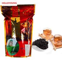 Wholesale Green Tea Original - C-HC020 Chinese Da Hong Pao tea 250g Big Red Robe oolong tea the original gift green food da hong pao health care dahongpao tea