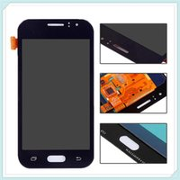 as partes al por mayor-Para Samsung Galaxy J1 Ace J110 J110F J110M Pantalla LCD Touch Screen Glass Panel Digitalizador Azul Blanco Oro Piezas de repuesto