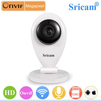 Wholesale mobile baby monitor - HD Mini IP Camera 720P P2P Baby Monitor Wireless Smart Camera Network CCTV Security Camera Mobile Remote Controlled