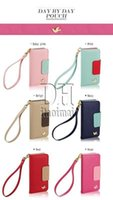Wholesale galaxy s5 purse resale online - For Galaxy s7 Fashion Practical Bird Cell Phone Wallet Case For iphone5s s Plus Samsung Galaxy S5 note5 With Cardholder s Purse P