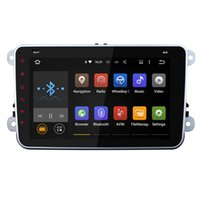 Wholesale Dvd For Passat - Joyous Quad Core 1024HD 2 Din Android 5.1 Car Radio Audio Car DVD Player GPS Navigation For Volkswagen VW Passat Scirocco Polo (with canbus)