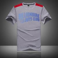 Wholesale bbc color - s-5xl men Free Shipping new Slim green red orange blue gray BBC hip hop t shirt