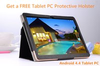 Wholesale Get Free Cable - 10 inch 1280 * 800 resolution Android tablet IPS HD Quad-core 16GB Dual cameras 3G call 10 inch tablet Get a FREE Tablet protective holster