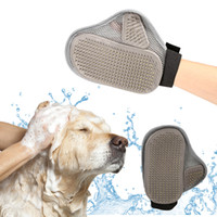 Novo Silicone Pet <b>Needle Brush</b> Glove Palm Shape Dog Cat Shedding Grooming Limpeza Fur Coat Care Tool Hair Removal Bath Product