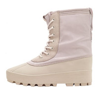 Wholesale Top Fur Boots For Woman - Wholesale Winter Men Kanye West and money for men and women couple casual shoes boots snow boots Martin boots high-top boots nightclub tide