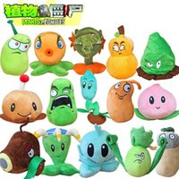3-4 Years Unisex Video Games 1pcs Plants vs Zombies 2 Plush Stuffed Toys 13-20cm Plants vs Zombies PVZ 2 Plants Soft Plush Toy Doll for Kids Christmas Gifts