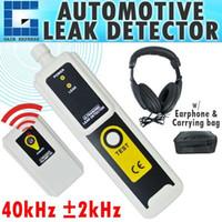 Wholesale ultrasonic transmitter for sale - Group buy E04 Transmitter Pressure Vaccum System Locator Detects Air Water Dust Leaks Ultrasonic Leak Detector