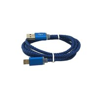 Wholesale Cheap Cable Lights - Original Braided micro usb lighted cheap data cable portable light usb data cable usb 2.0 cable