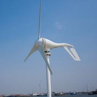 controlador de generador de turbina al por mayor-Combinación de la turbina de viento 400W con el regulador del generador de viento 400W y la aprobación de RoHS del CE