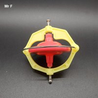 Wholesale Mini Pegs Red - Amazing Multifunctional Manual Whirlwind Gyroscope Toy Peg-Top Children Kids Gifts Toys Spinning