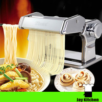 Metal ECO Friendly  Manual noodle making machine handmade stainless steel noodle machine commercial noodle maker machine price kitchen tool