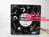 Wholesale Large 24v Fans - Original SANYO 9GA0924P1H03 9CM 92*92*38MM 9cm 24V 1.1A Inverter super large air cooling fan