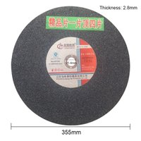 Wholesale Cutting Wheel For Metal - 2.8mm thicker Resin Cutting Disc Kit Set Reinforced Cut Off Wheel Tool With Drill Adapter Suit for Metal Cutting Machine