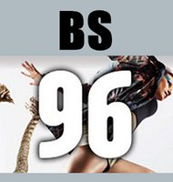 Wholesale Music Pedals - Hot Sale New Routine Course BS 96 Aerobics Fitness Exercise Pedal Operation BS96 Video DVD + Music CD Free Shipping