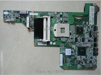 f motherboard großhandel-605902-001 Board für HP G62 G72 Laptop Motherboard mit Intel DDR3 HM55 Chipsatz DSC HD CR 5470 / 512M