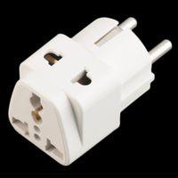 Wholesale converter adapter usa au resale online - 1 in out Socket EU Standard Power Plug Adapter Travel Converter to AU Australia UK USA EU Converter
