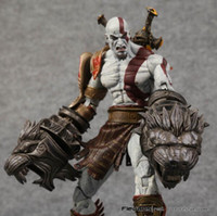 Wholesale God War Neca Toy - NECA God of War 3 Ghost of Sparta Kratos PVC Action Figure Collectible Model Toy 22cm