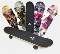 ingrosso scooter di calcio-Doppio Rocker quattro ruote Kick Scooters Smart Drifting Board Hoverboard Skateboard Balancing Wheel Hip-Hop Scooter Cool DHL / Fedex Shipping