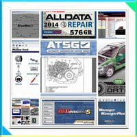 Wholesale Manual Ford - 2017 Alldata Auto software Alldata 10.53 and Mitchell software 2015 Car Repair Software with Manual all data 10.53 and1000GB hard disk