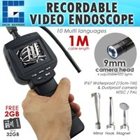 Endoskop-werkzeuge Kaufen -VID-71R-9-1M Recordable Video Inspection 2.4