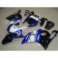 Wholesale Yamaha R6 Blue Fairing Kits - 3 Free gifts New ABS Fairing Kits 100% Fitment For YAMAHA YZF-R6 98-02 YZF600 1998 1999 2000 2001 2002 bodywork set blue white black USA