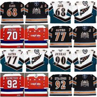 Wholesale Adam Oates - Washington Capitals Jersey Mens 68 JAROMIR JAGR 2003 70 BRADEN HOLTBY 77 ADAM OATES 90 JOE JUNEAU Vintage Throwback Hockey Jerseys