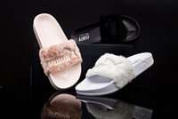Wholesale Crocheted Slippers - C.C store Baby, Kids & Maternity Shoes Slippers Pink Green BowKnot Sandals