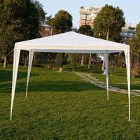 Wholesale 10 x10 Canopy Party Wedding Tent Heavy Duty Gazebo Pavilion Cater Event Outdoor AP2017WH