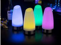 магазин для мобильных телефонов оптовых-Творческий светодиодный зарядный бар настольная лампа сервис свет мобильный открытый настольная лампа зарядки сокровище кафе ночной свет