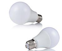 ingrosso lampadina a sfera dimmable-E27 3W 5W 7W 9W 12W globo dimmerabile 220 V 110 BALL lampadine LED Lampadina SMD5730 85-265 v Dissipazione di calore Lampada a LED ad alta brillante Lampade